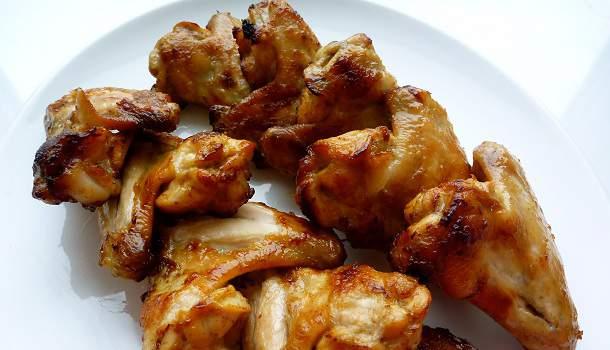 Куриные крылышки под пиво рецепт пошагово