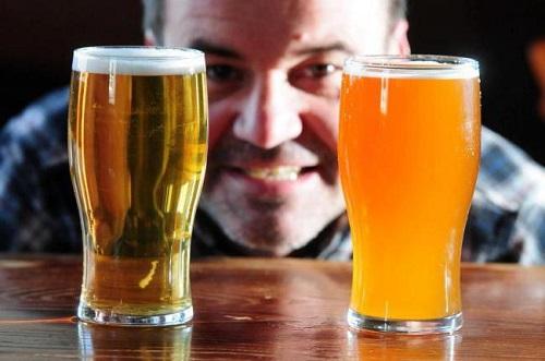 белье для фильтрованое или не фильтрованое пиво подобранное