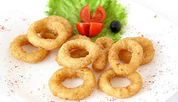Как приготовить луковые кольца в домашних условиях на сковороде 626