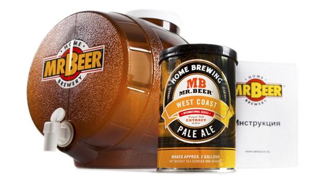 Инструкция mr beer