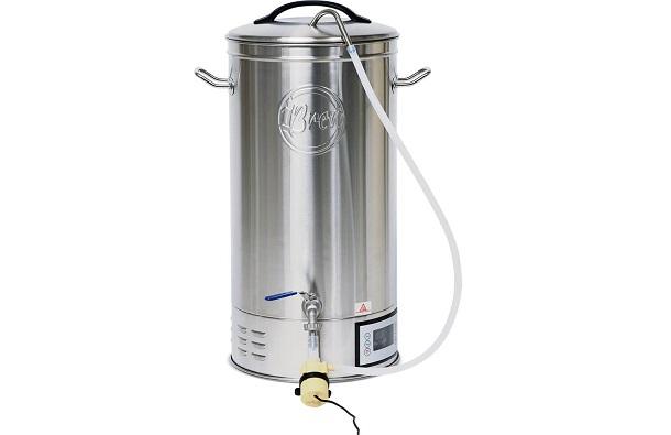 Мини пивоварня рецепт приготовления самогонный аппарат вагнер профи отзывы